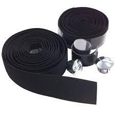 black xs lexus perfume amazon com velochampion eva cork handlebar tape with bar end