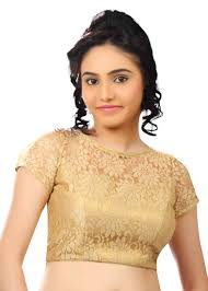 golden blouse buy gold readymade blouse