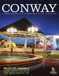 conway ar 2010 community profile and resource guide by