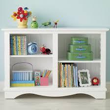 Low White Bookcase Bookcase Will U0026 I