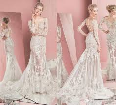 wedding dress shop online zuhair murad bridal 2016 wedding dresses sleeve