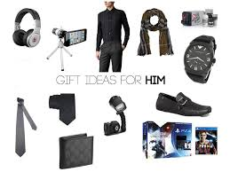 present ideas for guys