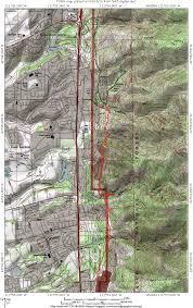 Layton Utah Map by Kaysville Bonneville Shoreline