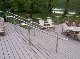 Stainless Steel Handrails Brisbane Stainless Steel Cable Railing Parts Nucleus Home