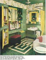 1940s bathroom design 1940s decor 32 pages of designs and ideas from 1944 retro