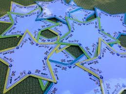 five count breathing foam stars craft omazing kids