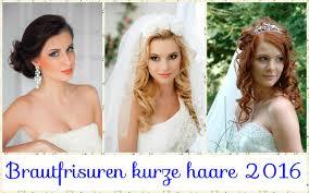 Hochsteckfrisuren Hochzeit Kurze Haare by Brautfrisuren Kurze Haare 2016