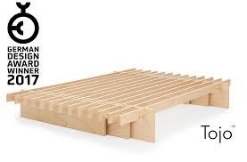 Industrial Design Mobel Offen Bilder German Design Award 2017 Tojo Parallel Bed At The Imm Cologne