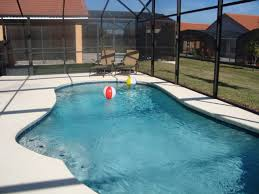 enclosed pool gorgeous enclosed pool affordable orlando vacation home