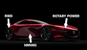 mazda supercar the mazda rx vision concept is a stunning rwd rotary coupe that