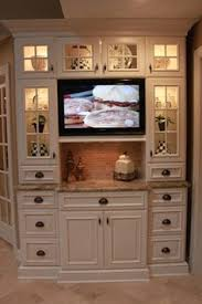 kitchen tv ideas tv in kitchen between size refrigerator and size freezer