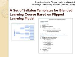 blended and flipped learning models for international and