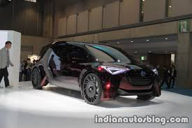 citroen concept 2017 toyota fine comfort ride concept at the 2017 tokyo motor show