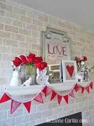50 fun and creative diy valentine u0027s decorations that anybody can
