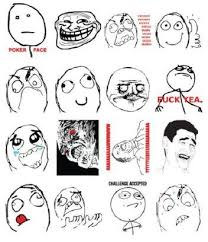 Cartoon Meme Faces - rage faces create instant fridge meme comic