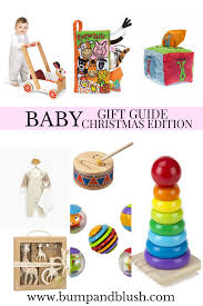 best gifts for babies u0026 toddlers christmas gift guide 2017