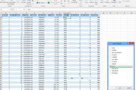 How To Create A Lookup Table In Excel 11 Excel Tips For Power Users Computerworld