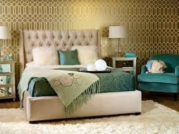 tapisserie pour chambre adulte couleur de chambre 100 idées de bonnes nuits de sommeil
