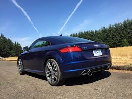 audi jeep 2016 2016 audi tt video review