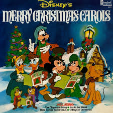 disney merry christmas carols records lps vinyl and cds musicstack