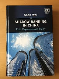 book donation by prof shen wei shadow banking in china finnish
