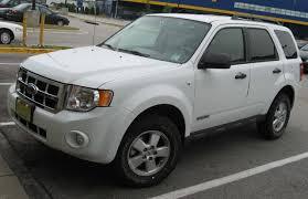2008 ford escape partsopen