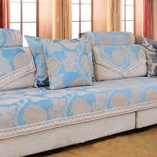 chenille flocked jacquard sofa chair slipcover fabric corner sofa