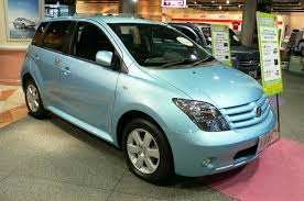 what car toyota toyota ist wikipedia