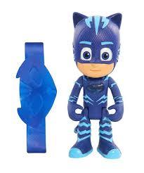 pj masks light up shoes pj masks 3 inch light up figure catboy toys r us