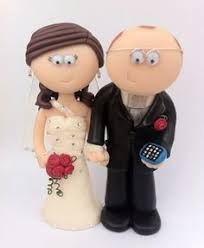 bride and groom personalized wedding cake topper wedding cake