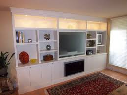 Living Room Cabinets Built In by Wall Cabinets Living Room Upper Display Cabinets With Puck