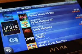 ps vita indie games channel comes to playstation store polygon