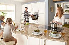 remodeling the kitchen a way of bonding family members
