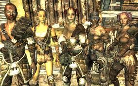Fallout New Vagas Porn - more primitive clothing choices playrust