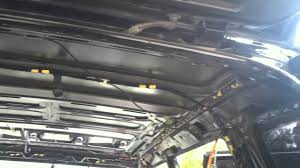 range rover sunroof range rover p 38 sunroof youtube