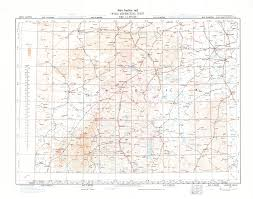 Jaipur India Map by Charts And Outline Maps Survey Of India