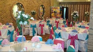 banquet halls prices picture gallery decorated interior for wedding receptions