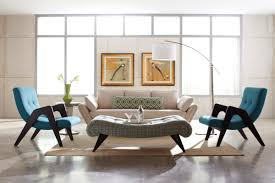 Mid Century Modern Area Rugs by Decor U0026 Tips Tufted Ottoman Coffee Table With West Elm Sofas And