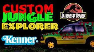 jurassic park jungle explorer ecouter et télécharger jurassic park explorer model toy trucks
