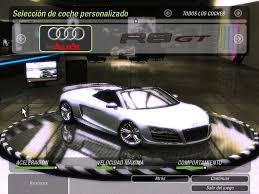 Audi R8 Gt Spyder - need for speed underground 2 audi r8 gt spyder nfscars