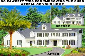 Tips For Curb Appeal - dc fawcett real estate tips for kitchen remodeling u0026 curb appeal