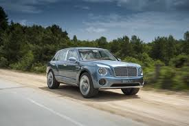 bentley all black bentley suv third row plug in hybrid w 12 engine part of plan