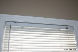 Putting Up Blinds In Window Full Of Great Ideas Problem Solved My Cheap Solution For Broken