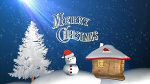merry christmas background free stock video footage download clips