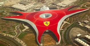 ferrari factory miral confirms an investment of aed 700 million in the development