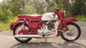 1960 honda c71 dream 250 the veneration pinterest honda and cars