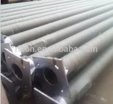 used aluminum light pole for sale 3 5m fiberglass solar used tennis court light poles made in china