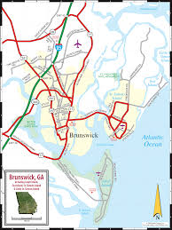 Jekyll Island Map Historic South Golden Isles Cruise Map Trips Pinterest The Lodge