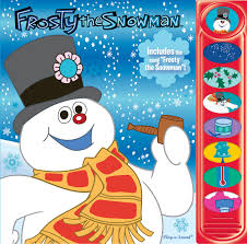 frosty snowman play sound 9781450837620 amazon books