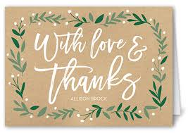 where to buy thank you cards what to write in a bridal shower thank you card shutterfly